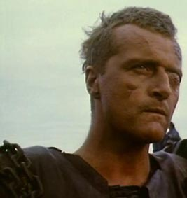 Rutger Hauer as Sallow. King's Road Entertainment